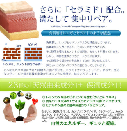 白くま化粧品 薬用プラセリッチゲル セラミド